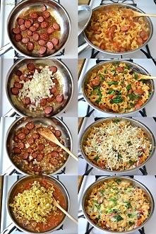 Pomysł na pyszny i szybki obiad!♥
