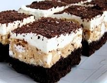 Ciasto Alpejskie Mleczko!