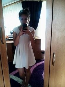 Lubicie białe sukienki?  :)))  Ja bardzo <3