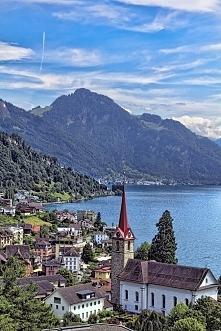 Vitznau, Szwajcaria