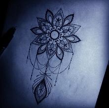 projekt tatuażu :) cudny jest *.*