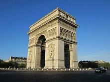 Łuk Triumfalny - Paryż