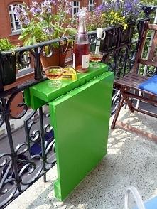 Składany stolik