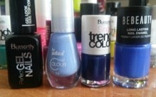 ostatni mój letni zestaw niebieski-granat i błękit ;)