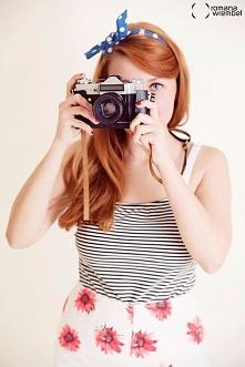 Pin up girl!  fot.Romana Wrembel