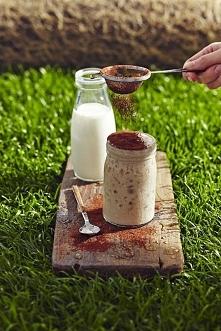 POSYPKI DO KAWY  Jak przygotować posypkę?  Posypka pistacjowa (zielona):  Skł...