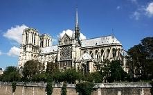 Katedra Notre-Dame - Paryż (ciekawostki po kliknięciu w zdjęcie)