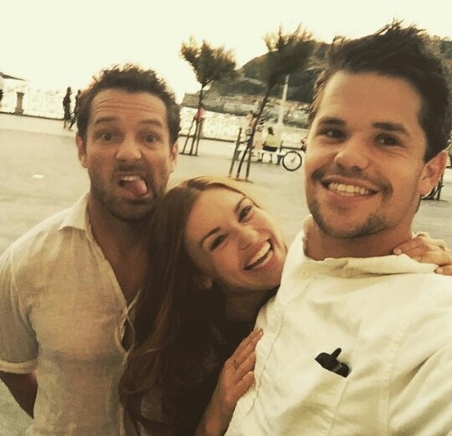 Ian, Holland i Max
