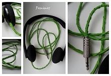 Kolejne słuchawki oplecione...