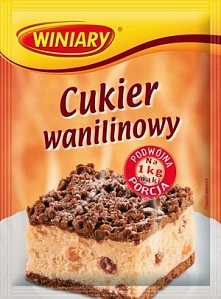 Cukier waniliowy, a cukier waniliNowy - Co w składzie piszczy? [klik]