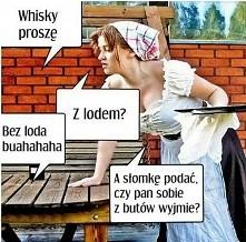 Whisky z lodem ?