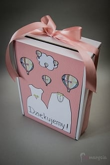 pudełko na koperty niemarys...
