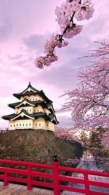 Zamek Hirosaki, Japonia