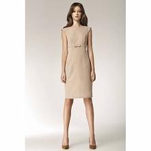 Sukienka do pracy S36