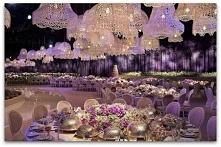 piękna dekoracja ślubna