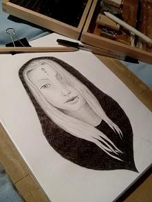 Kolejny mój portret xD