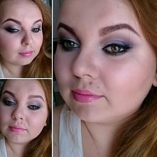Dziś mam dla was sporo zdjęć makijaży moich klientek, zaczynam od swojego mak...