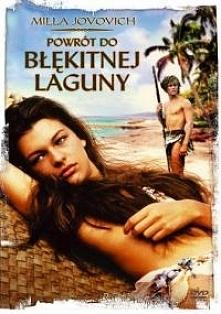 Powrót do błękitnej laguny-Na bezludną wyspę dociera kobieta z dwojgiem dziec...
