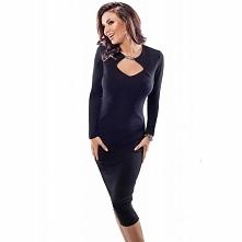 Mała czarna sukienka 18005
