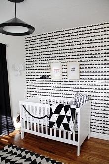 Fantazyjne tapety w pokoju dziecka