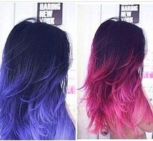 kolorowe ombre *-*