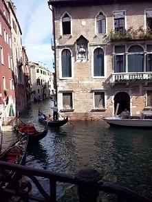 """Jedno z najpiękniejszych miejsc na świecie, do którego, mam nadzieję, uda mi się kiedyś wrócić-Wenecja. A wy laseczki macie takie swoje """"raje""""?"""