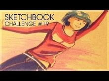 Sketchbook Challenge #19