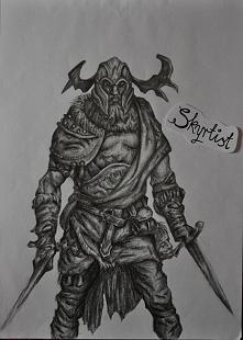 Swordsman, wzorowane, 2015 | Zapraszam na mojego instagrama oraz deviantarta!...