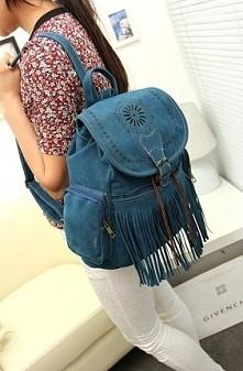PLECAK DAMSKI  Unikatowy plecak w stylu VINTAGE. Doskonałej jakości i wysokie...