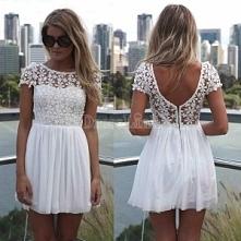 Sukienka na randkę ♥ Aby zobaczyć więcej zdjęć kliknij na obrazek ;)