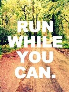 Jak tylko skończą się upały, to wracam do biegania :D