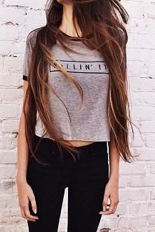 jakie piękne włosy :O *.* T...