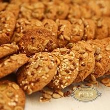 Świeże ciasteczka grahamki :D