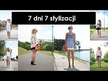 7 Dni 7 Stylizacji | loveandgreatshoes |