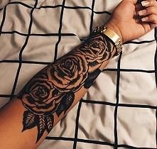 Piękny tatuaż *.*