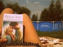 Piękna pogoda + Nicholas Sparks = cudowny dzień!