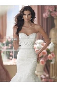 David Tutera For Mon Cheri 114278–Grantham Wedding Dress