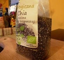 Nasiona Chia (Szałwia hiszpańska)