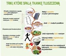 Triki, które spalają tkankę tłuszczową ;)