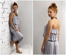 Sukienka 229 zł Naszyjnik 1...