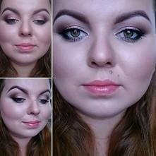 Co sądzicie o takiej propozycji makijażu ślubnego?