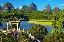 Rzeka Yulong, Chiny