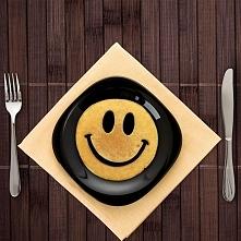 A może uśmiech na śniadanie? :)