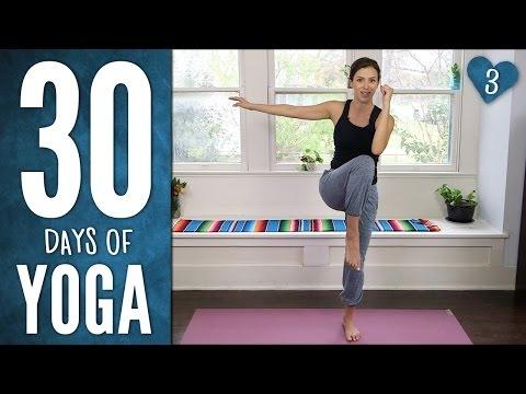 30 dni z Jogą- dzień 3