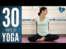 30 dni z Jogą- dzień 1