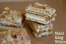 Maxi King White - ciasto bez pieczenia