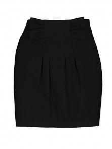spódnica Top Secret czarna klasyczna