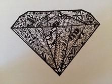 4te doodle. diament- 30.07.2015