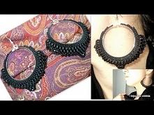 Tutorial: orecchini Lady Noire
