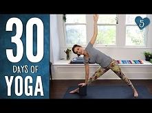 30 dni z Jogą- dzień 5